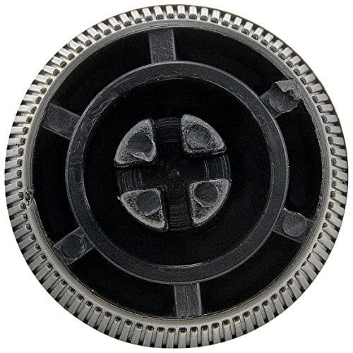 Dorman Help! 76942 Honda/Toyota Window Handle Knob - Black