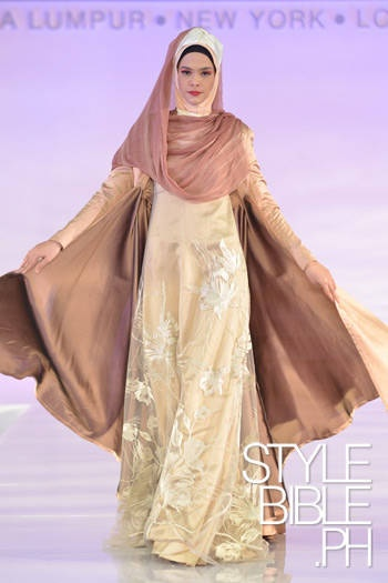 ISLAMIC FASHION FESTIVAL 2012: SYAIFUL BAHARIM