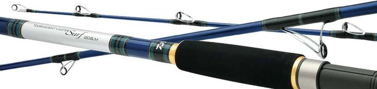 Fishing Tackle Shop - Daiwa Tournament Master Surf Fishing Rod 1403MH, $336.38 (http://www.fishingtackleshop.com.au/products/daiwa-tournament-master-surf-fishing-rod-1403mh.html)