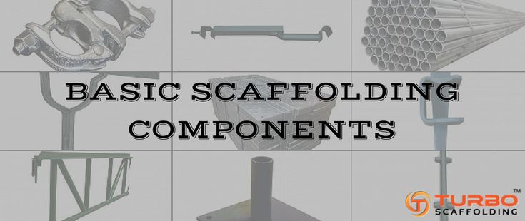 The Basic Accessories Used in Scaffolding. #Home #Office #Construction #Renovation #Sydney #Australia #Scaffold #Scaffolding