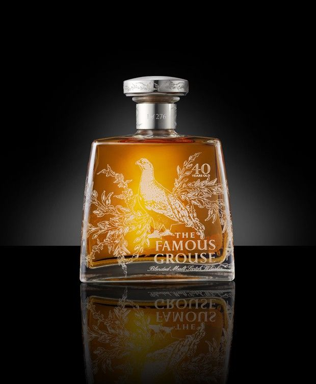 The Famous Grouse 40 Year Old