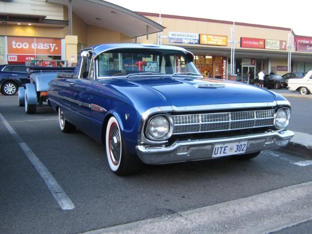 Ford Falcon ute (Australia)