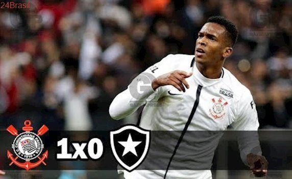 Corinthians 1x0 Botafogo - Melhores Momentos e Gols (COMPLETO) Brasileirão 02-07-2017