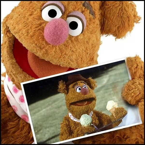 241 Best Muppet Greatness Images On Pinterest: 86 Best Fozzie Bear Images On Pinterest