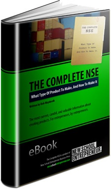 The Complete New School Entrepreneur: The combination of Creating Products: Factors That Affect Ease Of Automation  and  The New School China Trading Secrets, 2nd Edition, together in one ebook. Order now and get a Non-Disclosure Agreement Template as a free bonus.$29.99