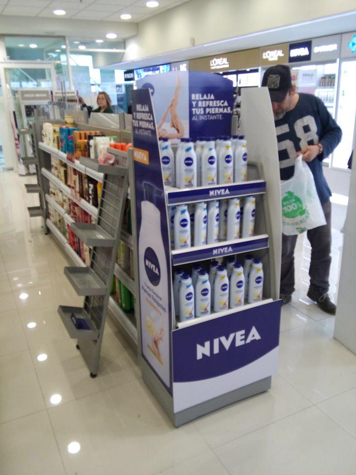 Cabecera Nivea Farmacias Cruz Verde