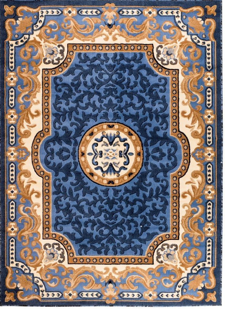 Blue Rugs | Isfahan Rugs | Discount Area Rugs | Cheap   Bargain Area Rugs
