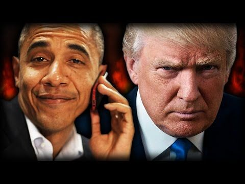 Did President Obama Spy On Donald Trump? | True News - YouTube