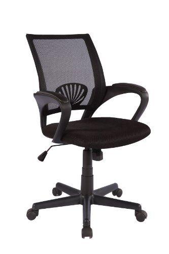 SixBros. Silla de oficina Silla giratoria negro - HLC-0551/828 - http://vivahogar.net/oferta/sixbros-silla-de-oficina-silla-giratoria-negro-hlc-0551828-2/ -