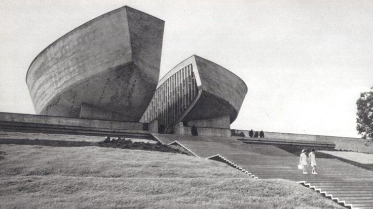 Strange Buildings of the Eastern Bloc from the Last Decades of Communism