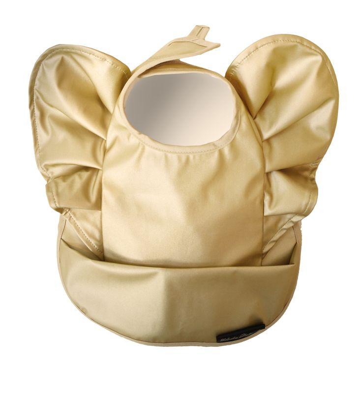 Baby Bib - Golden Wings From Elodie Details
