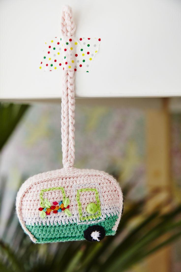 Crochet Camper - SS16