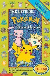 Official Pokemon Handbook Deluxe Collector's Edition