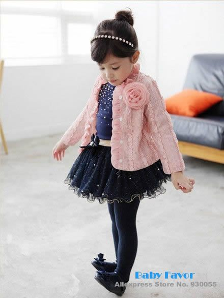 zara kids fall 2014 - love the school girl meets ballerina look.