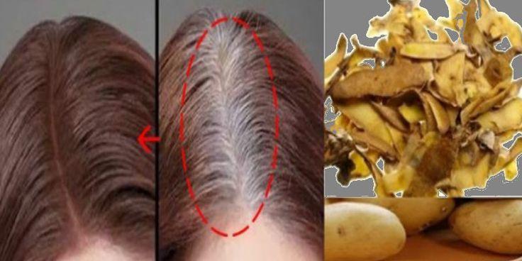 Saç Beyazlamasına ve Kimyasal Boyalara Son Veren Doğal Yöntem