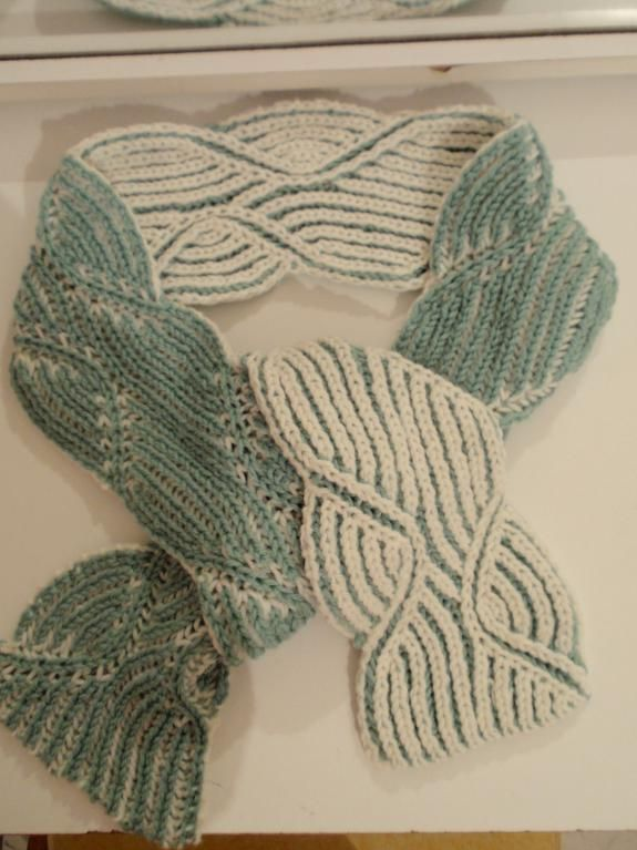 Learn Brioche Knitting with Nancy Marchant. A Craftsy Knitting Class!
