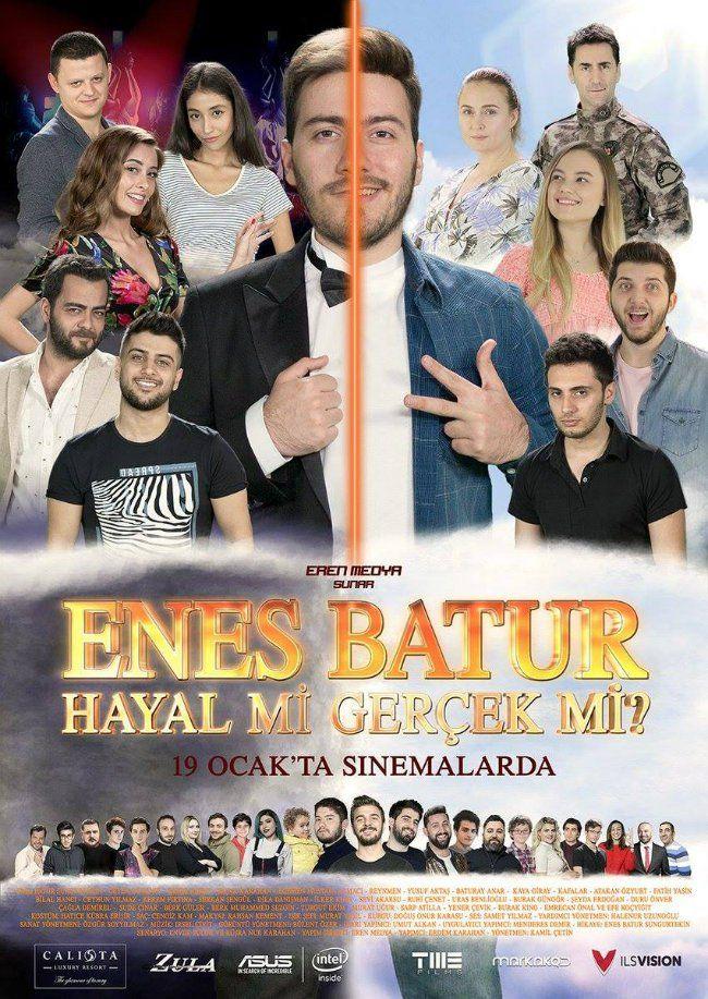 Enes Batur Hayal Mi Gercek Mi Izle 2018 Komedi Filmleri Film Gercekler