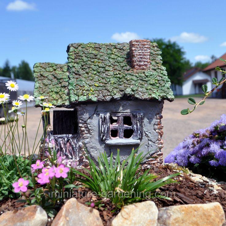 Maple Lane Fairy House. Gravel PathGarden CottageMiniature ...