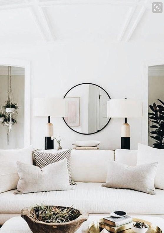 Wohnzimmer Dekor, Wohnkultur Ideen, Innenarchitektur #homedecoridea