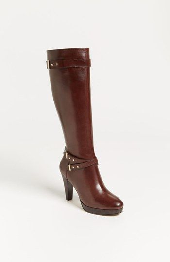 A stellar repliKate for the Bally Thrall boots, this is the Cole Haan 'Air Cara' Boot at Nordstrom. Many thx to Jennifer R. for the tip!