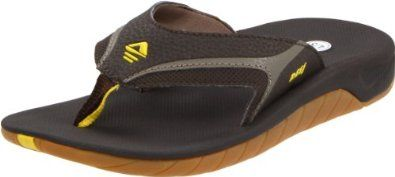 Reef Slap II Flip Flop (Toddler/Little Kid/Big Kid) Reef. $20.36. synthetic. Rubber sole. Anatomical arch support