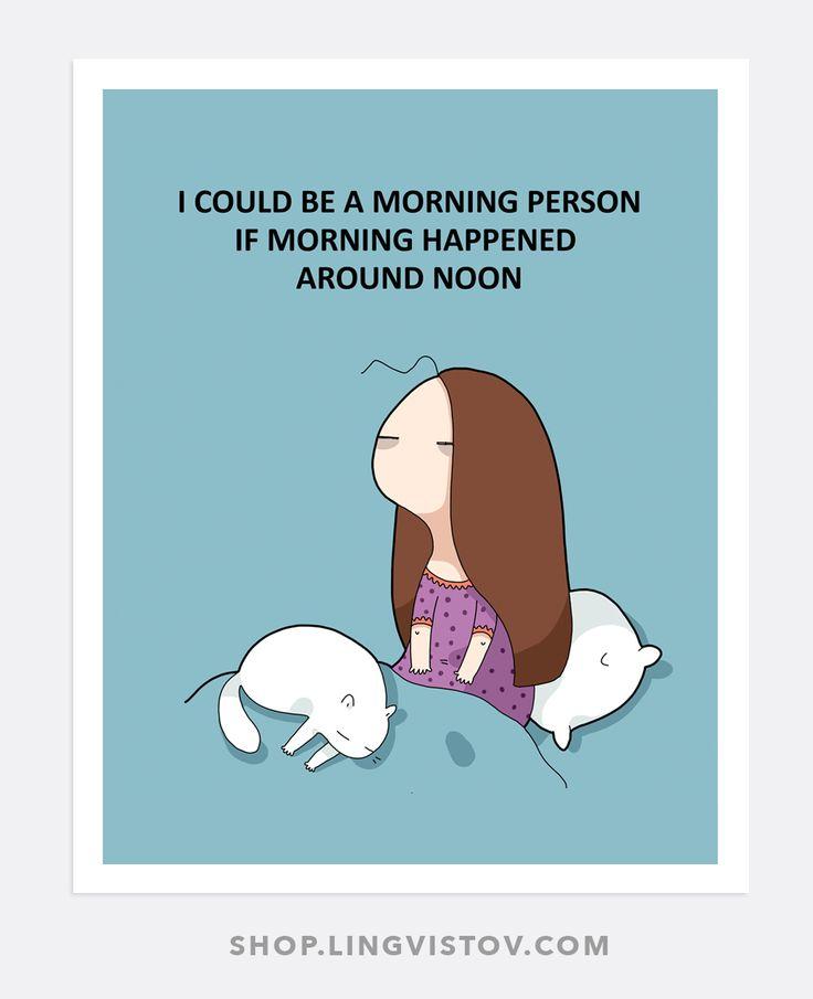 Doodle Prints - Shop.lingvistov.com #funny, #illustrations, #doodles, #joke…
