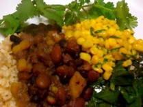 Vegetarian Brazilian Feijoada -Black Bean Stew