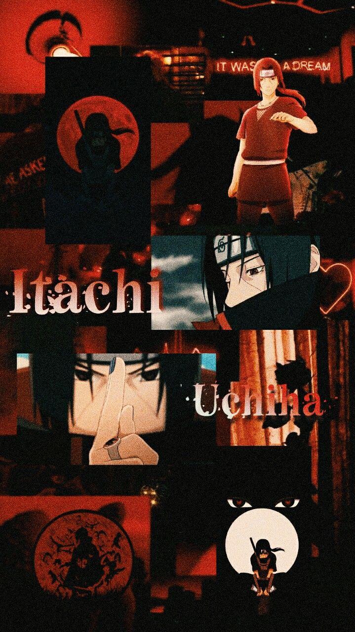 Itachi Uchiha Aesthetic Wallpaper Red Aesthetic Grunge Anime Wallpaper Phone Anime Wallpaper Iphone