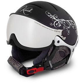 "Wondering about integrated ""goggles""....My sinuses suck in the mountains!!  KASK Elite Lady Ski Helmet"