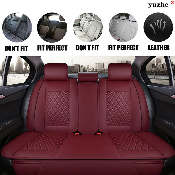 Yuzhe Leather car seat cover For Jeep Grand Cherokee 2016-2014 Wrangler patriot compass accessories styling cushion