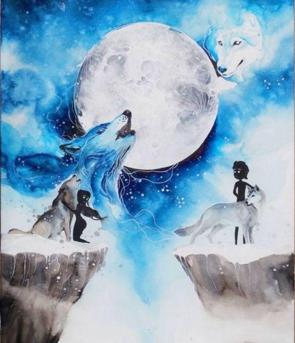 Fabulous Watercolor Paintings by Luqman Reza Mulyono - Jongkie