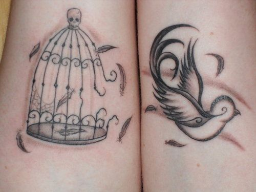 not a fan of the bird, but I love the idea #escape