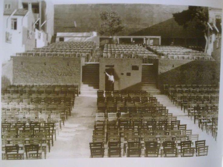 AYPARK SİNEMASI -eski üsküdar'da yer alan ve kel hasan efendi'ye ait olan sonradan aypark sinemasına dönüştürülen tiyatro.