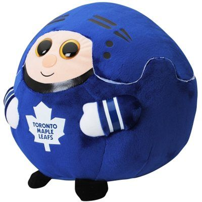 "Toronto Maple Leafs Beanie Ballz 13"" Plush Toy"