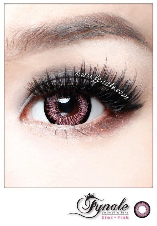 Fynale Lens Kiwi Pink