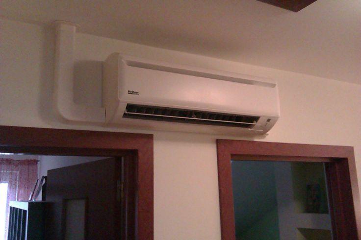 Montaż klimatyzacji firmy McQuay