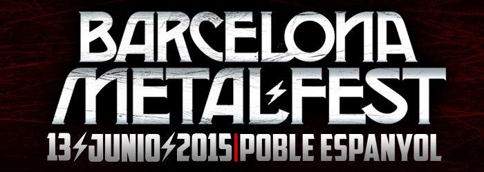 Barcelona Metal Festival 2015 ya tiene fecha