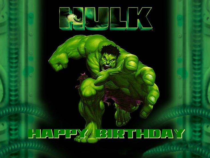 12 best hulk birthday cards images on pinterest hulk birthday iron man birthday cards bookmarktalkfo Image collections