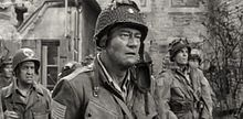The Longest Day (film) 1962.  One of USAA's best military movies ever made.