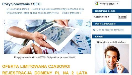 https://webmedia.com.pl/pozycjonowanie/ POZYCJONOWANIE