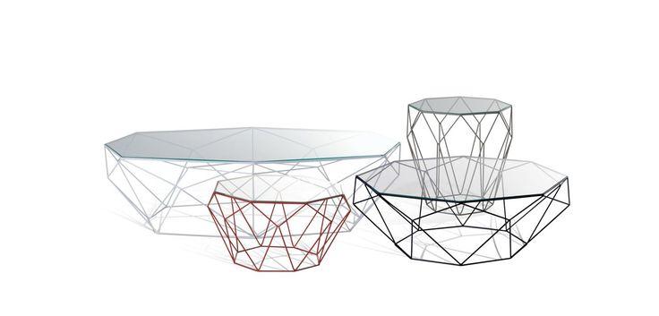 Precious - Coffee Table - Cedric Ragot - Roche Bobois