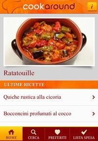 Home  Ogni giorno una nuova ricetta, appena preparata dalla nostra redazione.   E se non hai aperto l'app nei giorni precedenti, trovi qui le ricette più recenti.