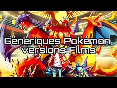 Génériques Pokémon versions longues / versions Films [Vidéo HD + Paroles] - YouTube