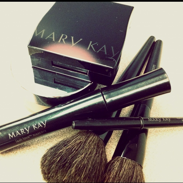 Mary Kay essentials. Love their product and their business model and values. God first, family second, and business third.