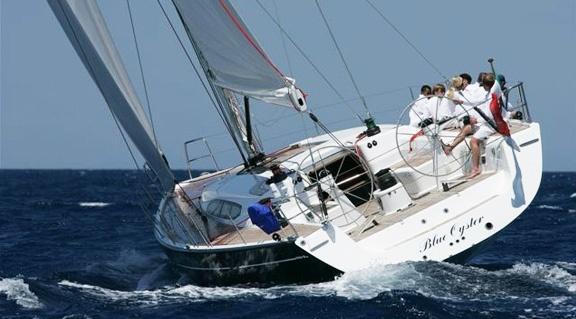 Auto-stimarsi è...Vivere la sensazione che si prova quando una barca a vela si inclina.  -----  Self confidence is... having that strange feeling when the boat is heeled.