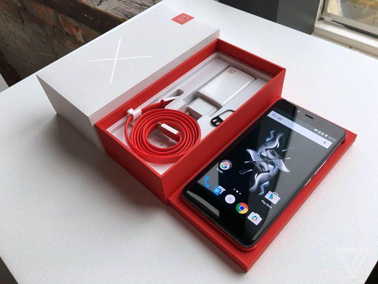 Oneplus X Packaging