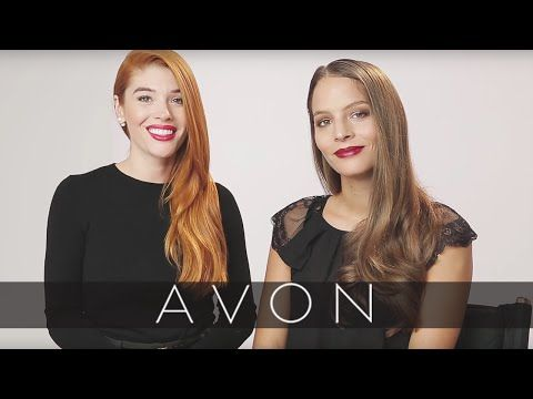 Avon Global Celebrity Makeup Artist Lauren Andersen shows you how to create a holiday glam look, featuring a metallic brown smokey eye and deep red lip color. #AvonRep avon4.me/2ctyN2S