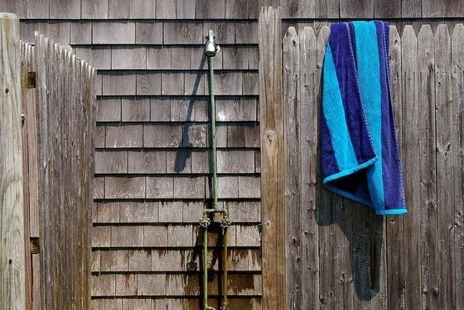 Outdoor Showers, Outdoor Shower Fixtures