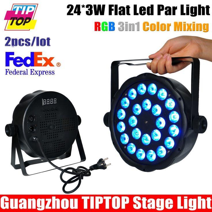 Дешевле новый раунд яркость 24 x 3 Вт 3in1 гамма тонкий из светодиодов плоским номинальной свет сценическое освещение гуанчжоу производитель