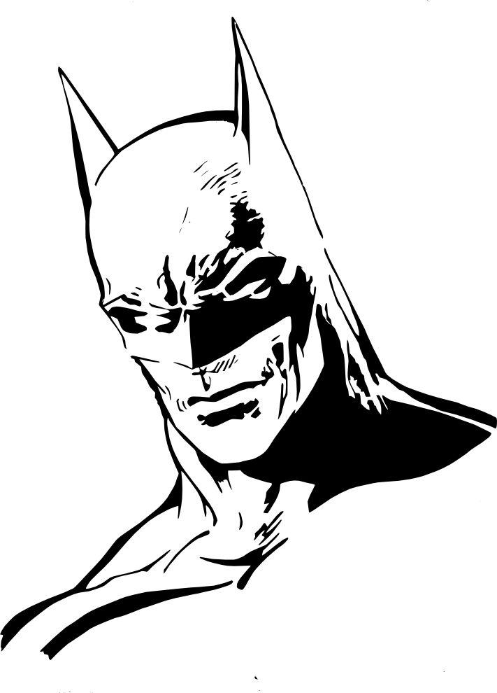 Batman - Rostro